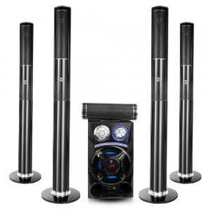 Microdigit Premium 5.1CH Multimedia Tower Speaker, SP0085BT