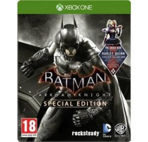 Warner Bros Batman Arkham Knight Special Edition For Xbox One
