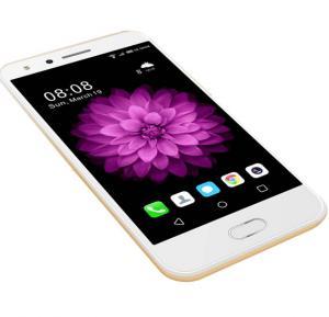 Mione X9 4G Smartphone , Android 5.1, 3 GB RAM, 32 GB Storage, 5.2 Inch IPS HD Display, Quad core, Dual Sim,Dual Camera, Gold