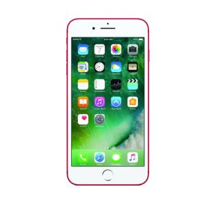 Apple iPhone 7 Smartphone, iOS10, 4.7 Inch Retina HD Display, 2GB RAM, 128GB Storage, Dual Camera - Red