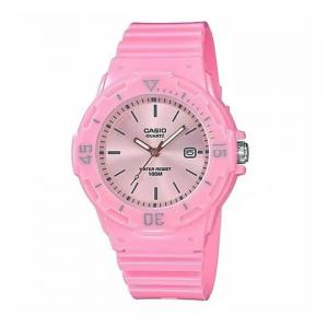 Casio Analog Ladies Watch, LRW-200H-4E4VDF