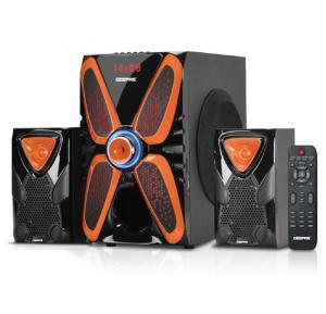 Geepas 2.1CH Multimedia Speaker System - GMS8586