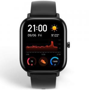 Amazfit GTS Smart Watch- Obsidian Black