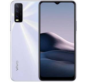 Vivo Y20s Dual SIM, 8GB RAM 128GB Storage, 4G LTE, Dawn White
