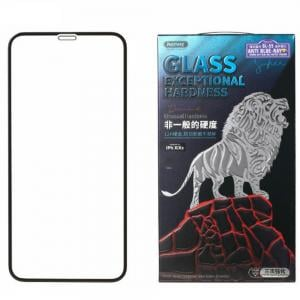 Remax Panshi Anti-Blue Ray Series Tempered Glass GL-55 for iPhone XS Max-Black