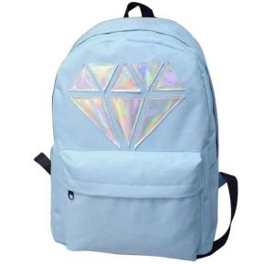 Shoulder Bag for Unisex Light Blue