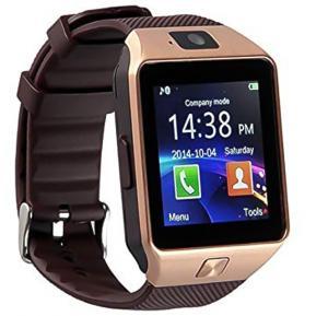 DZ09 Bluetooth Smartwatch with Camera,SIM Slot & Bluetooth (Assorted Colors)