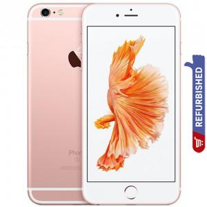 Apple iPhone 6 Plus 1GB RAM 64GB Storage 4G LTE, Rose Gold- Refurbished