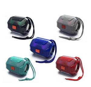 T&G TG162 Portable Wireless Bluetooth Multi-Colour Super Bass Stereo Speaker with Aux, Micro SD & USB Flash Supprt