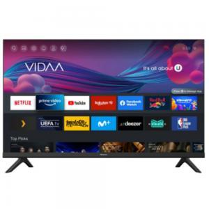Hisense 32A4GTUK 32inch Full HD Smart Television, Black