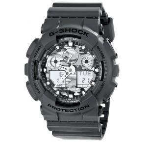 G-Shock GA100CF-8ADR Special Color Models Luxury Watch
