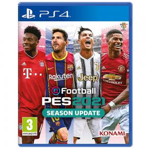 eFootball PES 2021 Season Update - PlayStation 4 (PS4)