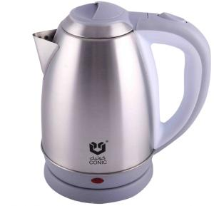 Conic Electric Kettle Single Layer 0.26mm 1.8 Liter