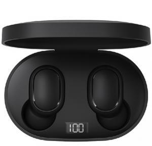 MI Xiaomi Redmi AirDots Pro Wireless With LED Earbuds-Black