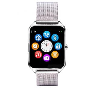 I-Touch K1 Bluetooth Smart Watch - Silver