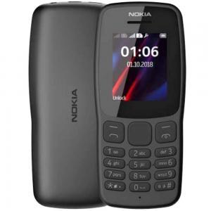 Nokia 106 Dual SIM Dark 2G-Gray