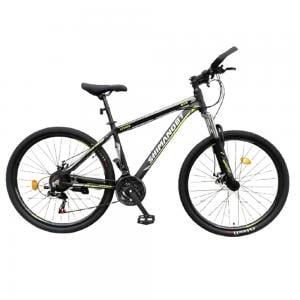 Shimano BT Bicycle with Aluminum Frame, Size 27, Gray