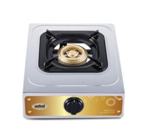 Sanford SF5355GC 1B 1 Burner Gas Stove Steel