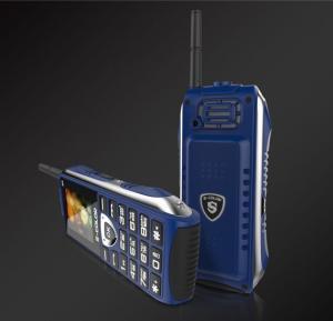 S-Color S6 Mobile Phone, 1.77 Inch Display, 64MB RAM, 64MB Storage, Single SIM, Camera - Blue