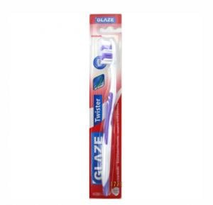 Glaze Toothbrush Twister Single Pack Hard