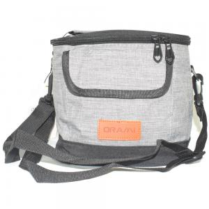 Orami Semi Square Lunch Bag For Office And Schools, OMTB418 B