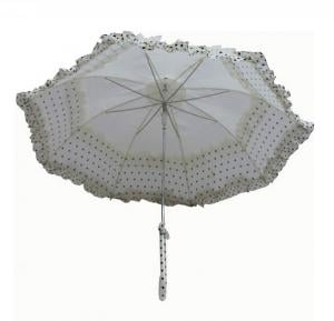 Hello Off White Umbrella For Women