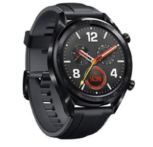 Huawei Watch GT Sport (Black) Fortuna-B19S Black Stainless Steel