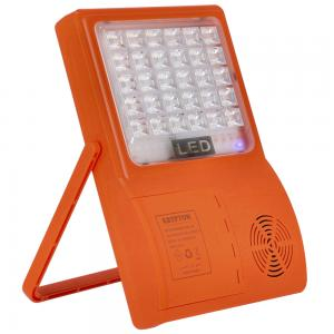 Krypton Rechargeable Solar Lantern with Bluetooth, KNSE5410