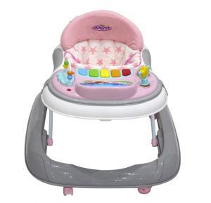 Little Angel Luxury baby walker GF-W30026 Green, Green Future