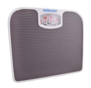 Sonashi Manual Bathroom Scale SSC-2211-Grey