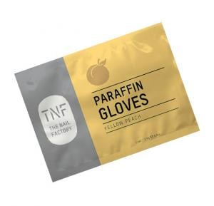 Paraffin Gloves- Yellow Peach