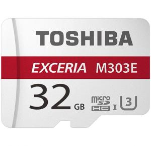 Toshiba Thnm303e0320e2  Micro Sd  32gb C10 V30 Endurance