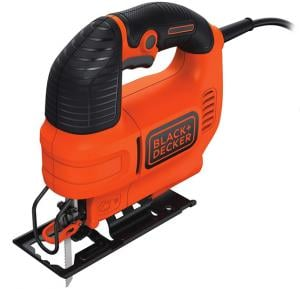 Black & Decker KS701EK-GB Variable Speed Jigsaw 520W