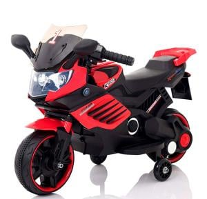Al Taraf Rechargeable Kids Ride on Scooter 158Q Red