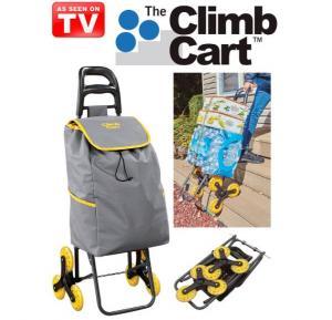 Climb Cart Stair Climbing Foldable Cart - Assorted Color
