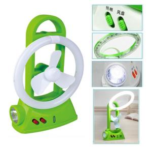 3 In 1 Rechargeable Fan With LED Light & Torch, Topwell YJ-080