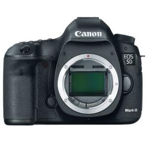 Canon EOS 5DIII 22.3 MP Full Frame CMOS with 1080p Full-HD Video Mode Digital SLR Camera Body