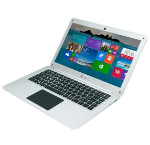 i-Life ZedAir Mini Thin.Light.Powerful Laptop, Intel inside, 10.6 Inch Display, 2GB RAM, 32GB Storage, Windows 10 - Silver