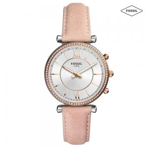 Fossil Analog Watch For Women FTW5039, Pink