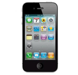 Apple iPhone 4 3G Smartphone, 16GB Storage, 3.5inch Display, iOS 5, Dual Camera, Wifi - Black