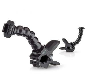 Gopro Jaws Flex Clamp Mount with Adjustable Neck