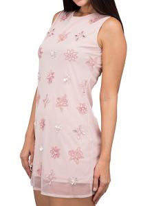 TFNC London Fernenda Formal Dress Blush - LNB 45070 - L