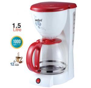 Sanford 1.5 Litre Coffee Maker, SF1393CM