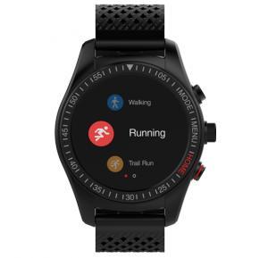 IQ Active X7 Pro Smart Watch, Black