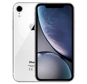 Apple iPhone XR 256GB  3GB RAM  4G LTE with faceTime - White