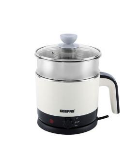 Geepas Double Layer Multi Functional Kettle 1000W, GK38026