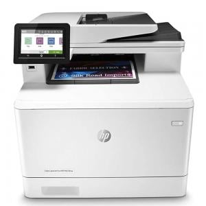 HP M479FNW Color Laserjet Pro MFP Printer