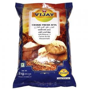 Vijay Chakki Fresh Atta 1kg