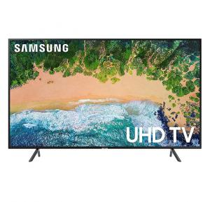Samsung 43 Inch 4K Ultra HD LED Smart TV - 43NU7100