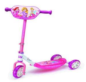 Smoby - Disney Princess 3 Wheel Scooter, 7600750153